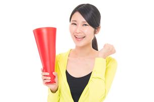 日本人女性の写真素材 [FYI04650220]