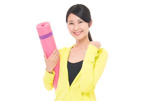 日本人女性の写真素材 [FYI04650227]