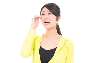 日本人女性の写真素材 [FYI04650228]