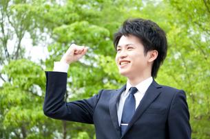 日本人ビジネスマンの写真素材 [FYI04650239]