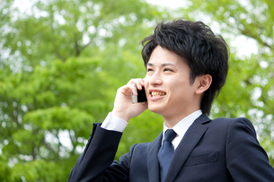 日本人ビジネスマンの写真素材 [FYI04650246]