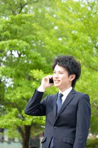 日本人ビジネスマンの写真素材 [FYI04650251]