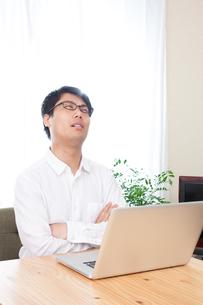 日本人男性の写真素材 [FYI04650323]