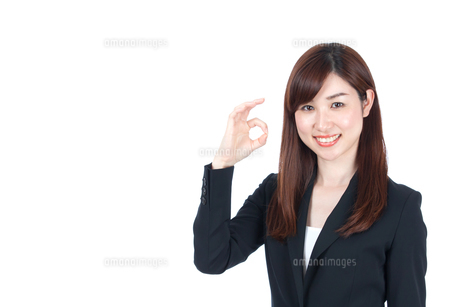 日本人ビジネスウーマンの写真素材 [FYI04650375]