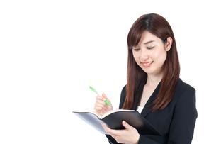 日本人ビジネスウーマンの写真素材 [FYI04650395]