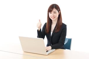 日本人ビジネスウーマンの写真素材 [FYI04650434]