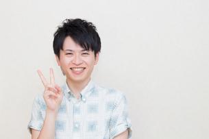 日本人男性の写真素材 [FYI04650473]