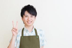 日本人男性の写真素材 [FYI04650522]