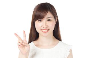 日本人女性の写真素材 [FYI04650593]