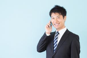 日本人ビジネスマンの写真素材 [FYI04650689]