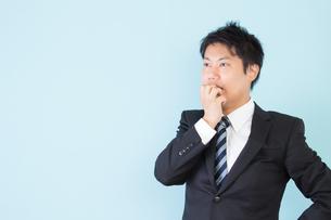 日本人ビジネスマンの写真素材 [FYI04650695]