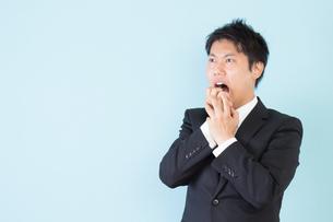 日本人ビジネスマンの写真素材 [FYI04650699]