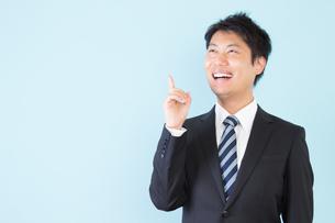 日本人ビジネスマンの写真素材 [FYI04650705]