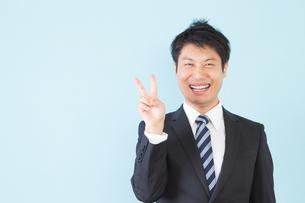 日本人ビジネスマンの写真素材 [FYI04650716]