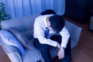 日本人ビジネスマンの写真素材 [FYI04650742]