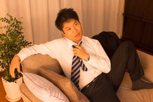 日本人ビジネスマンの写真素材 [FYI04650752]