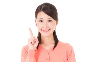 日本人女性の写真素材 [FYI04650771]