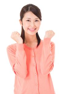 日本人女性の写真素材 [FYI04650775]