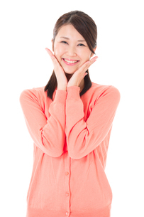 日本人女性の写真素材 [FYI04650820]