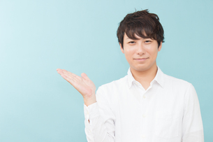 日本人男性の写真素材 [FYI04650916]