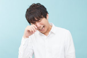 日本人男性の写真素材 [FYI04650935]