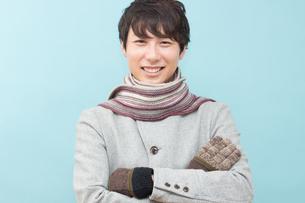 日本人男性の写真素材 [FYI04650947]