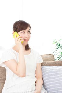 日本人女性の写真素材 [FYI04650962]