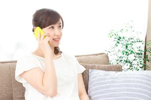 日本人女性の写真素材 [FYI04650964]