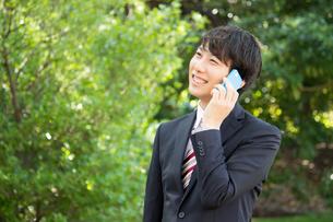 日本人ビジネスマンの写真素材 [FYI04651055]
