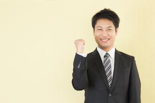 日本人ビジネスマンの写真素材 [FYI04651070]