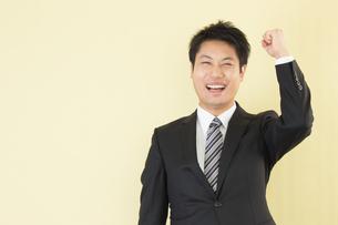 日本人ビジネスマンの写真素材 [FYI04651075]