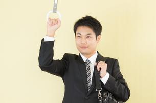 日本人ビジネスマンの写真素材 [FYI04651077]