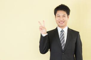日本人ビジネスマンの写真素材 [FYI04651078]