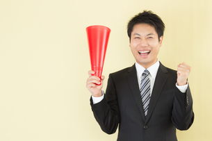 日本人ビジネスマンの写真素材 [FYI04651082]