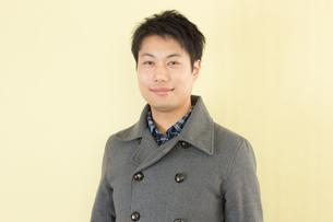 日本人男性の写真素材 [FYI04651131]