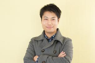 日本人男性の写真素材 [FYI04651141]