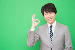 日本人ビジネスマンの写真素材 [FYI04651165]