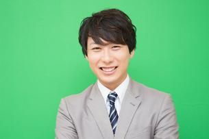 日本人ビジネスマンの写真素材 [FYI04651170]