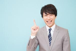 日本人ビジネスマンの写真素材 [FYI04651179]