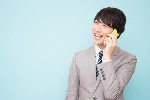 日本人ビジネスマンの写真素材 [FYI04651190]