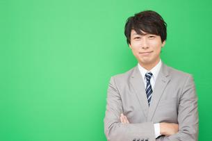 日本人ビジネスマンの写真素材 [FYI04651191]