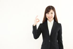 日本人ビジネスウーマンの写真素材 [FYI04651236]