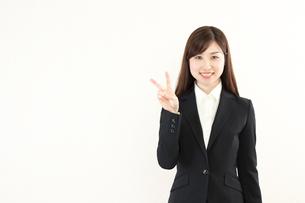 日本人ビジネスウーマンの写真素材 [FYI04651246]