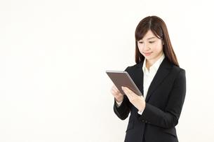 日本人ビジネスウーマンの写真素材 [FYI04651254]