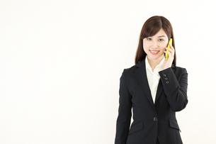 日本人ビジネスウーマンの写真素材 [FYI04651255]