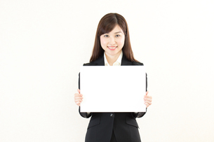 日本人ビジネスウーマンの写真素材 [FYI04651256]