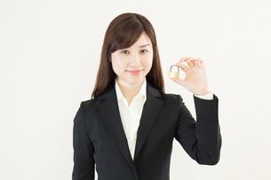 日本人ビジネスウーマンの写真素材 [FYI04651264]