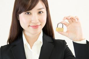 日本人ビジネスウーマンの写真素材 [FYI04651265]