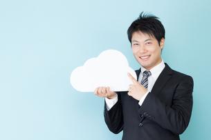 日本人ビジネスマンの写真素材 [FYI04651325]
