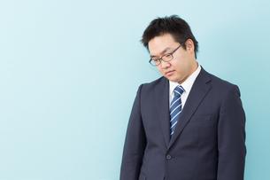日本人ビジネスマンの写真素材 [FYI04651339]